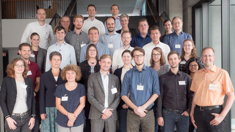 Teilnehmer des Austauschs
