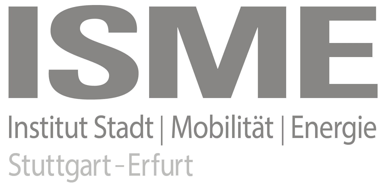 ISME Institut Stadt Mobilität Energie Stuttgart Erfurt Logo